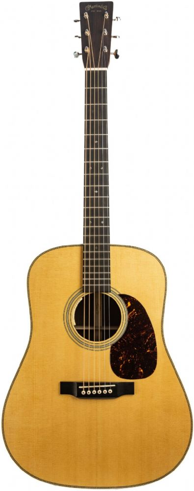Martin HD-28E with LR Baggs Pickup Reimagined Guitar